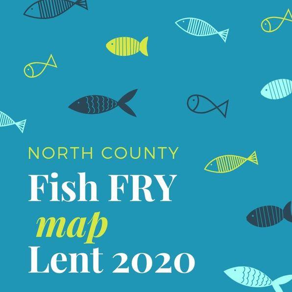 Fish Fry 2020 Map