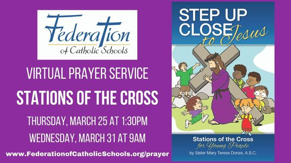 Virtual Prayer Service Stations of the Cross (2)