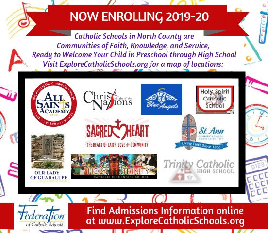 Now Enrolling 2019-20