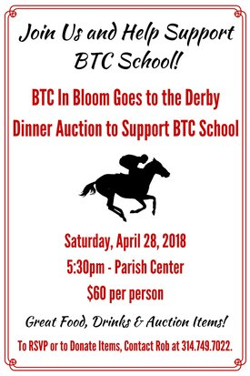 BTC Dinner Auction April 28