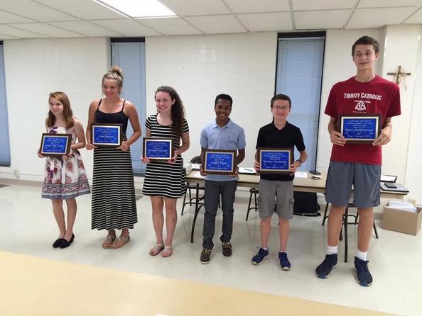 North County CYC LePage Graham Scholarship Winners