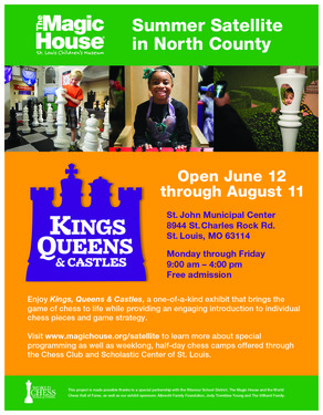 Magic House Kings & Queens