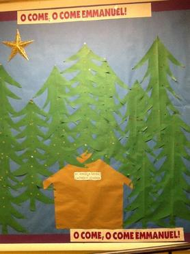 St. Angela Merici Trees of Kindness