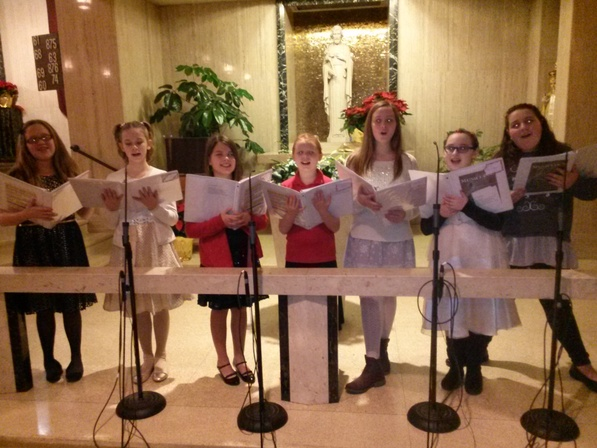 NE Deanery Children's Choir