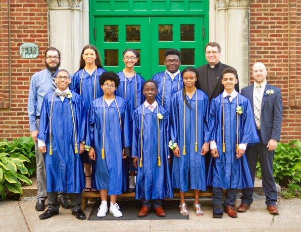 St. Ann Class of 2019